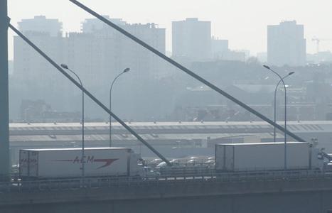 Pollution de l'air et ADN : quand une faible dose fait le poison | méthodes de mesure et de limitation des odeurs | Scoop.it