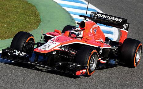 Lloyds puts brakes on F1 venture after £46.3m loss - Telegraph.co.uk | Sports Entrpreneurship- Bruno 4378505 | Scoop.it