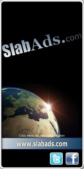 SlabAds For Web Services | Web Design | Scoop.it