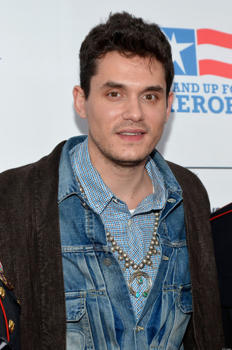 John Mayer Calls Frank Ocean 'Heroic' For His Self-Expression   ☊ ☊ Harmony60 Music ☊ ☊   Scoop.it