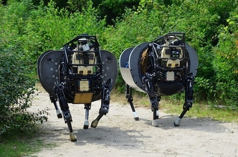 U.S. Army Considers Replacing Thousands of Soldiers With Robots - IEEE Spectrum | leapmind | Scoop.it