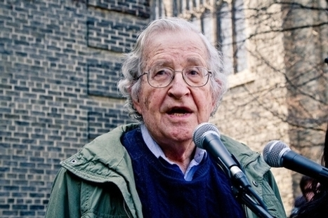 Chomsky's Theory of Language Learning Dead? Not So Fast... | Máster | Scoop.it