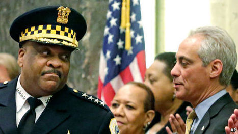 Rahm Emanuel announces changes to Chicago's police force | Police Problems and Policy | Scoop.it