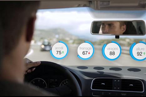 « Payez comme vous conduisez » chez Axa Direct Assurance à la fin de l'année - La Revue du Digital | Marketing, Relation client & Assurance | Scoop.it