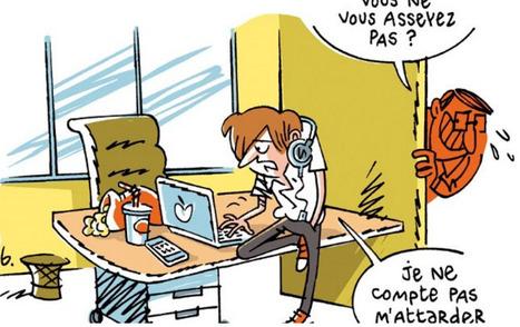 Ce que les managers de la Génération X ne veulent pas voir dans la Génération Y | Web information Specialist | Scoop.it