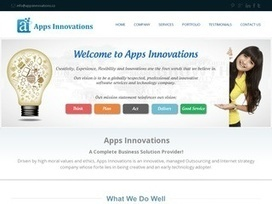 Reviews on Apps Innovations Services Pvt. Ltd. | Development company | MOBIWEBREVIEWS | Scoop.it