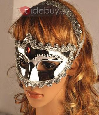 Handmade Halloween Princess Cosplay Party Mask   FASHION-BEAUTY-CLOTHES-GIRL   Scoop.it