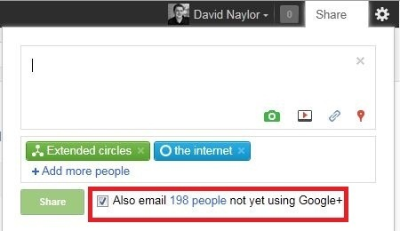 Google Release New Spam Bot In Form Of Google Plus - David Naylor | The Google+ Project | Scoop.it