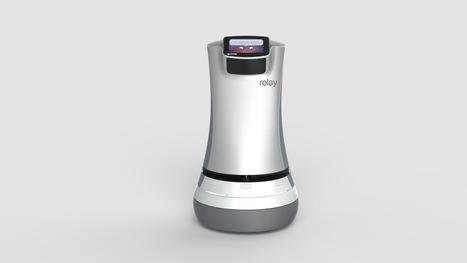 Meet the Robot Delivering Your Room Service | ALBERTO CORRERA - QUADRI E DIRIGENTI TURISMO IN ITALIA | Scoop.it