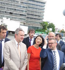 L'équipe « Médicis Clichy-Montfermeil » a pris ses quartiers   actualités en seine-saint-denis   Scoop.it