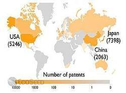 Patents issued for renewable energy technologies on the rise | Patents | Scoop.it