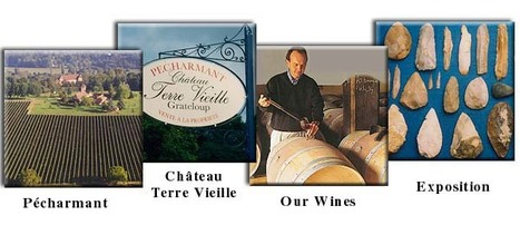 Château Terre Vieille, great wine of Pecharmant in Perigord | Hotel in Dordogne Perigord | Scoop.it