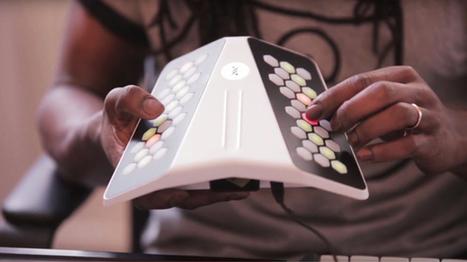 Dualo du-touch-S, instrument de musique ludique et électronique pour nomades chevronnés ou non-initiés   ON-ZeGreen   Scoop.it