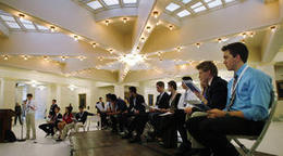 Students tackle anti-bullying amendments in mock hearing - Deseret News | School Safety National Security | Scoop.it