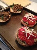 Jolly Green Jane: Tomato Caprese Sandwich | Vegan Food | Scoop.it