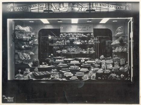 Specialty Pastry Bakery Kwekkeboom in Amsterdam   Background Story is History   Scoop.it