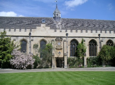 Oxford et le mythe universitaire | Higher Education and academic research | Scoop.it