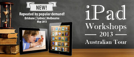 Integrating iPads into your Classroom: For Learning Support and Special Ed | May 2013 Workshops in Sydney, Melbourne and Brisbane! | The Spectronics Blog | Edu-Recursos 2.0 | Scoop.it