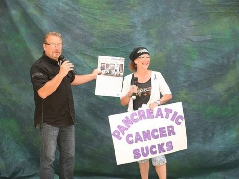 "PurpleStride raises awareness of pancreatic cancer | Buffy Hamilton's Unquiet Commonplace ""Book"" 