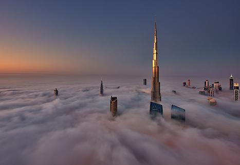 Burj Khalifa, Dubai. | Enseñar Geografía e Historia en Secundaria | Scoop.it