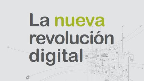 La revolución digital - Del Internet del consumo al de la producción. Descargable | Maestr@s y redes de aprendizajes | Scoop.it