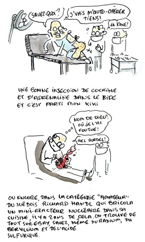 Tu mourras moins bête | nawak | Scoop.it