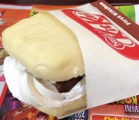 #KitKat #Sandwich In #Japan | What makes Japan unique | Scoop.it
