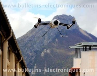 2012/05/31> BE France270> Vol inaugural du premier drone à usage civil de Delta Drone | Robotique de service | Scoop.it