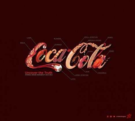 Quand le logo de Coca-Cola dévoile l'impact que la boisson a sur votre corps   Cette nature qui nous soigne   Scoop.it