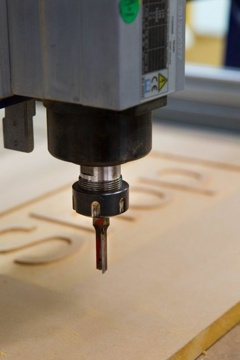 Anatomy of a CNC Router — Skill Builder | Make: | Manufacturing In the USA Today | Scoop.it