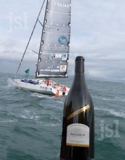 Route du Rhum : du bouzeron traverse l'Atlantique | Marc Lepesqueux | Scoop.it