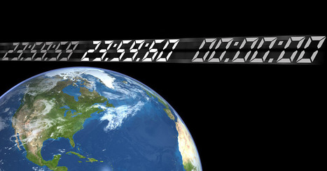 NASA explains why 30 June 2015 will get an extra 'leap second' | Amazing Science | Scoop.it