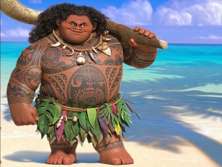 Labour MP Jenny Salesa says Disney portrayal of Maui in Moana movie sends wrong message | New Zealand Herald | Océanie | Scoop.it