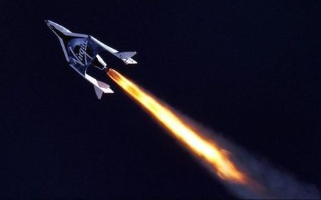 Virgin Galactic Is One Supersonic Trip Closer to Actual Space Tourism   AMAZING things!   Scoop.it