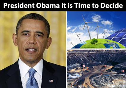 A Presidential Decision That Could Change the World | EcoWatch | Scoop.it