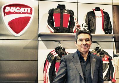 SuperBikePlanet.com Interview | Ducati's Dominique Cheraki. | Ductalk Ducati News | Scoop.it