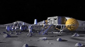 The Space Review: The lunar electrical power utility | Space matters | Scoop.it
