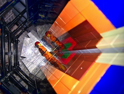 LHC reactor with Lego   Science in Europe   Scoop.it