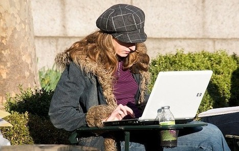 Connected They Write: The Lure of Writing on the Web | DMLcentral | 6-Traits Resources | Scoop.it
