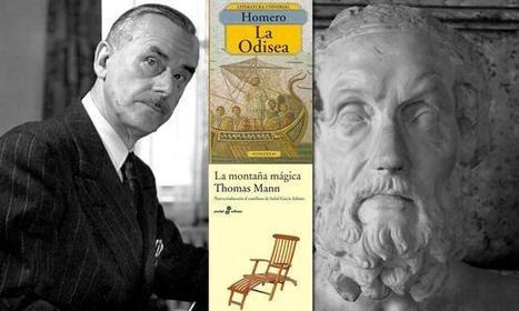 Los escritores rompen las olas: Thomas Mann y Homero | Mundo Clásico | Scoop.it