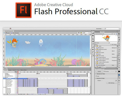 Flash Professional CC available for download! ... | Everything about Flash | Scoop.it