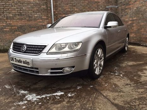 2007 VOLKSWAGEN PHAETON V6 DIESEL STUNNING CAR similar to golf focus audi a4 a3 megane mondeo   post free classified ads in uk   Scoop.it