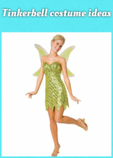 Tinkerbell costume ideas | For home | Scoop.it