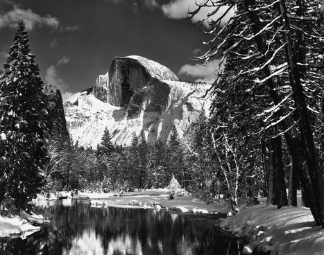 Home - Ansel Adams Gallery | Cultura audiovisual Batxillerat | Scoop.it