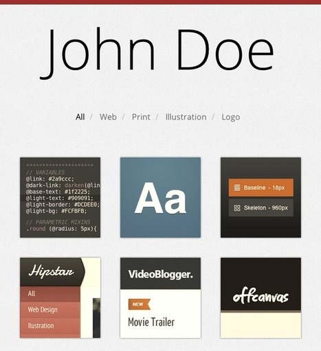 Build a Responsive, Filterable Portfolio, with CSS3 Twists | Webdesigntuts+ | Responsive design & mobile first | Scoop.it