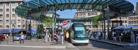 TIC : un levier pour les nouveaux modes de transports | D'Dline 2020, vecteur du bâtiment durable | Scoop.it