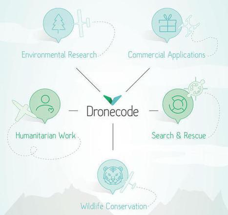 Linux Foundation fuels open-source drone efforts - CNET | Peer2Politics | Scoop.it