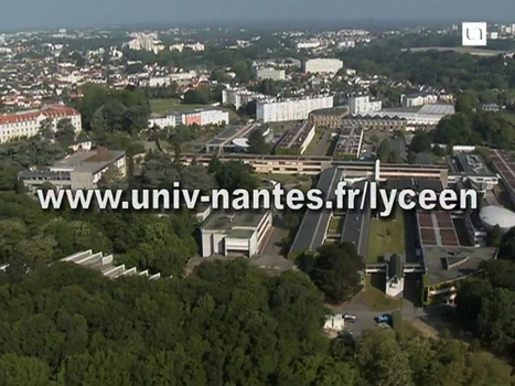 Lancement de la WebTV Université de Nantes | CULTURE, HUMANITÉS ET INNOVATION | Scoop.it