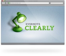 Evernote Clearly | Evernote Corporation | A better work | Scoop.it