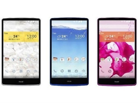 LG ISAI Specifications - Latest Moblies Features & HD Wallpaper | phonesway | Scoop.it